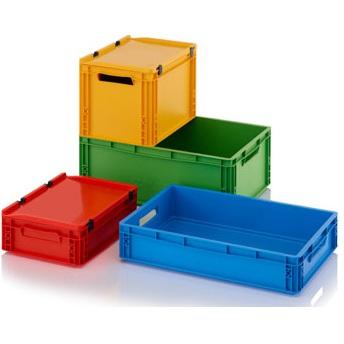 Opbergkast Met Plastic Bakken.Kunststof Gekleurde Bakken En Plastic Gekleurde Kratten In Uw